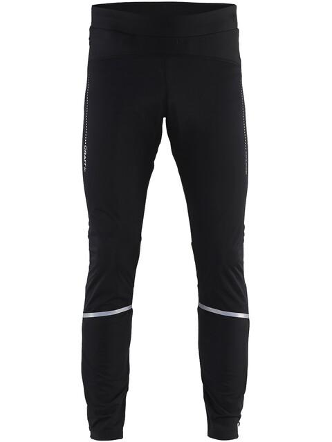 Craft Essential - Pantalones largos running Hombre - negro
